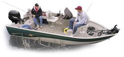 Lund 1600 Alaskan Semi-Custom Boat Covers