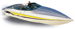 Caliber 2450 Day Cruiser Semi-Custom Boat Covers