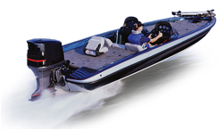 Tracker Marine Z-9 DC Semi-Custom Boat Covers