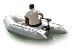 Achilles LSI-365 Semi-Custom Boat Covers