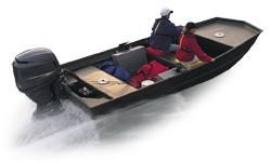 Crestliner 1860 Retriever Jon Deluxe Semi-Custom Boat Covers
