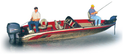 Lund Mr. Pike 17 Semi-Custom Boat Covers