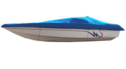 Formula 206 LS Semi-Custom Boat Covers