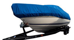 VIP - Vivian Ind Plastics 1850 Valiant Cuddy Semi-Custom Boat Covers