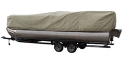 Smoker-Craft 824 Leisure Semi-Custom Boat Covers