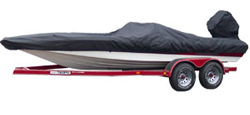 Tracker Marine Nitro 912 Savage Semi-Custom Boat Covers