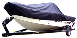 Tracker Marine PRO Fish/SEA Hawk 16 Semi-Custom Boat Covers