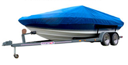 Crestliner V180 Phantom Semi-Custom Boat Covers