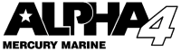 Mercury Marine Alpha 4 Propellers