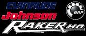 Evinrude Johnson Raker HO Propellers
