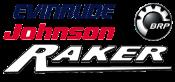 Evinrude Johnson Raker Propellers