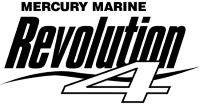 Mercury Marine Revolution 4 Propellers