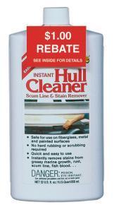 Instant Hull Cleaner, 32oz - Star Brite