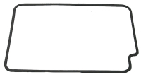 Induction Silencer Cover Gasket - 18-0359 - S …