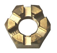 Propeller Castle Nut - 18-3705-9 - Sierra