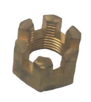 Propeller Castle Nut  - 18-3732 - Sierra