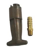 """3/8"""" Barb Connector Aluminum  - 18-8083  …"""