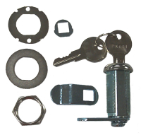 "Cam Lock 1-1/8"" Depth - Sierra"