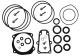 Lower Unit Gear Housing Seal Kit - 18-2623 -  …