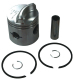 2 Ring .030 Os Bore Inline Piston Kit Low Dom …