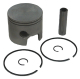 2 Ring .015 Os Bore Inline Piston Kit  - 18-4 …