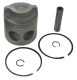 Piston With Ringsfor - 18-4633 - Sierra