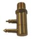 "1/4"" Npt Tank Connector Brass - 18-8063  …"