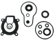 Lower Unit Seal Kit 55/65 - 18-8339 - Sierra