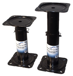 Adjustable Boat Seat Pedestal - Seasense