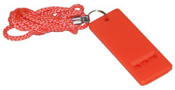 Flat Safety Whistle - Seasense