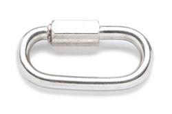 "Zinc Quick Link, 3/8"" - Seasense"