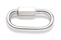 "Stainless Steel Quick Link, 3/16"" - Seas …"