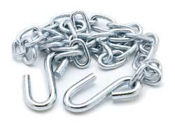 Boat Trailer Safety Chain, Class 3, 5000lbs - …