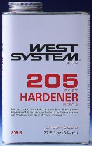 .86 Quart - West System