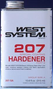 207 Special Hardener, .66 Pint - West System