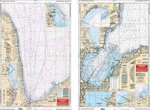 Southern Lake Huron & Saginaw Bay Nautica …