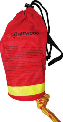 Rescue Line Throw Bag, 50' - Attwood