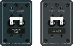 Main Circuit Breaker Panel, 30A - Blue Sea Sy …