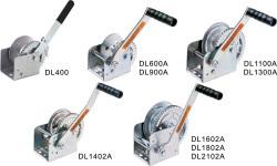 DL1602A Winch, 1600 lb. - Dutton-Lainson