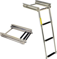 Garelick Under Platform Sliding Ladder