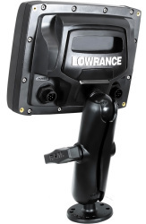 Rugged Use Mount for Lowrance Mark & Elit …