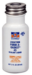 Aviation Form-A-Gasket, 4oz - Permatex