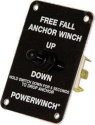 Powerwinch Helm Switch Kit Boat Winch & W …