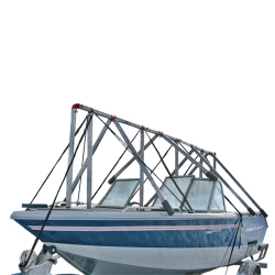 Navigloo Boat Shelter Without Tarp for 14 ft. …