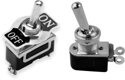 "Toggle Switch, On/Off, 3/4"" Installation …"