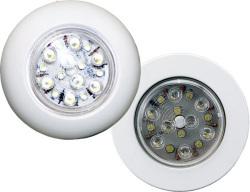 LED Push On/Off Light, Surface Mount - Seasen …