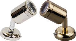 LED Mini Reading Light, Stainless Steel - Sea …