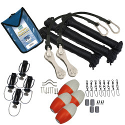 TACO Premium Double Rigging Kit f/2-Rigs on 2 …