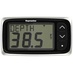 Raymarine i40 Depth Display System w/Thru-Hul …