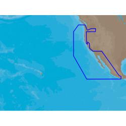 C-MAP NT+ NA-C612C - Ensenada, MX to Cape Fla …